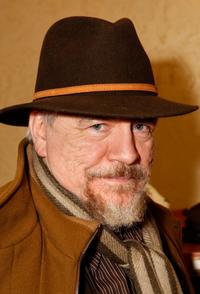 Brian Cox at the Gibson Guitar celebrity hospitality lounge during the 2008 Sundance Film Festival.