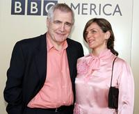 Brian Cox and guest at the 3rd Annual British Academy of Film and Television Art/Los Angeles Tea Party.