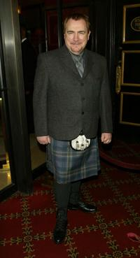 Brian Cox at the premiere of