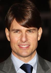 Tom Cruise at the Times BFI 51st London Film Festival gala screening and world premiere of