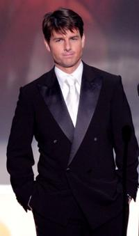 Tom Cruise at the 14th annual Screen Actors Guild awards.