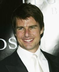 Tom Cruise and Katie Holmes at the Oprah Winfrey's Legends Ball.