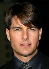 Tom Cruise at the AFI FEST 2007 premiere of