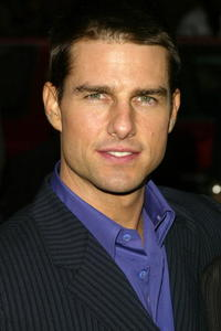 """Tom Cruise at the """"Collateral"""" New York premiere during the Eighth Annual Urbanworld Film Festival in New York City."""