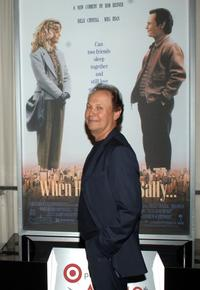 Billy Crystal at the AFIs 40th Anniversary celebration, presents the film