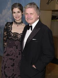 Charles Bronson and wife Kim Weeks at The Carousel of Hope Ball benefiting The Barbara Davis Center for Childhood Diabetes.
