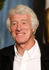 Roger Deakins at the 2009 Oscar Nominees Luncheon.