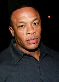 Dr. Dre at the Pussycat Dolls by Robin Antin Fall 2008 fashion show after party during the Mercedes-Benz Fashion Week.