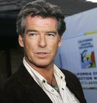 Pierce Brosnan at the California special screening of the film