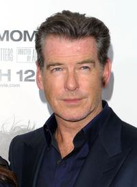 Pierce Brosnan at the New York premiere of