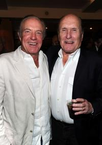 James Caan and Robert Duvall at the after party of the California premiere of