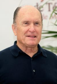 Robert Duvall at a photocall to promote the television series