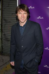 Ben Browder at the 2007 Sci Fi channel upfront party.