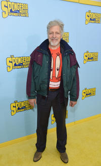 Clancy Brown at the New York World premiere of