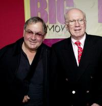 Andre Stojka and John Fiedler at the premiere of