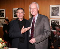 Robert Forster and Mike Farrell at the Academy Of Motion Picture Arts and Sciences.