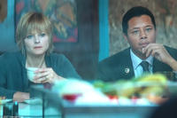 Jodie Foster and Terrence Howard in