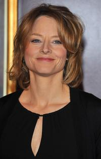 Jodie Foster at the premiere of