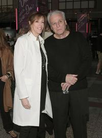 Jane Rosenthal and William Goldman at the screening of