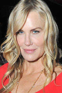 Daryl Hannah at the Hollywood premiere of
