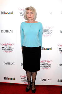Deborah Harry at the 3rd Annual Billboard Women in Music Breakfast.
