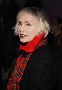Deborah Harry at the after-party of