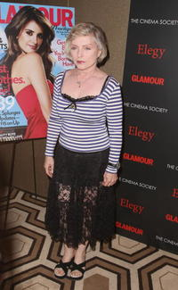 Deborah Harry at the screening of