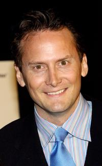 Michael Hitchcock at the premiere of