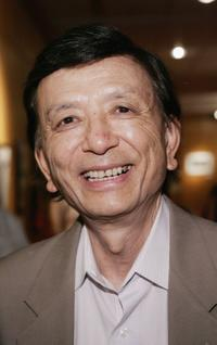 James Hong at the Academy of Motion Picture Arts and Sciences,