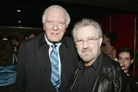 Angus Scrimm and Tobe Hooper at the Launch Party For Showtime's season 2