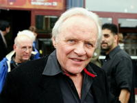 Anthony Hopkins at the 2007 Sundance Film Festival.