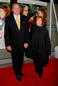 Ken Howard and Linda Fetters at the world premiere of