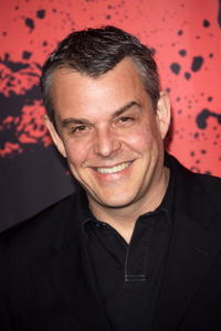 Danny Huston at the premiere of