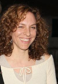 Daphna Kastner at the Vanity Fair party during the 2009 Tribeca Film Festival.
