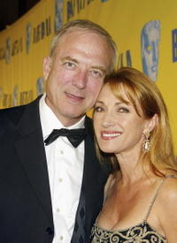 James Keach and Jane Seymour at the 13th Annual BAFTA/LA Britannia Awards.