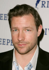 Ed Burns at the 11th annual Riverkeeper Benefit gala honoring the Hearst Corporation in New York City.