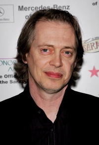 Steve Buscemi at the Sarasota Film Festival World Cinema Celebration in Florida.