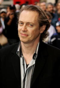 Steve Buscemi at the London screening of