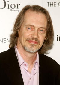 Steve Buscemi at a N.Y. screening of
