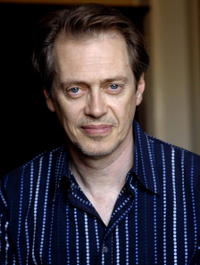 Steve Buscemi promotes his film