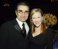 Eugene Levy and Catherine O'Hara at the 76th Annual Academy Awards.