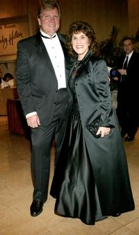 Ruth Buzzi nd her husband at the Beverly Hills Ball.