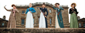 News Briefs: The Tough Cookies in 'Pride and Prejudice and Zombies'; Cool 'Ex Machina' Trailer