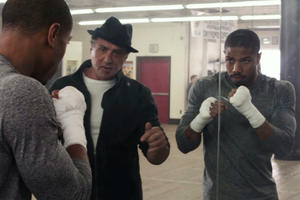 News Briefs: Watch the First Muscular 'Creed' Trailer; Julia Roberts to Star in 'Mother's Day' for 'Pretty Woman' Director