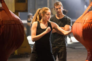Shailene Woodley Hides Out with the Dauntless in New 'Divergent' Trailer