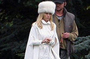Check Out January Jones as Emma Frost in 'X-Men: First Class'