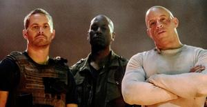 See Tyrese and Paul Walker's Brothers Pose at 'Fast & Furious 7' Wrap Party