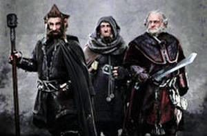 First Look: Dori, Nori and Ori from 'The Hobbit'