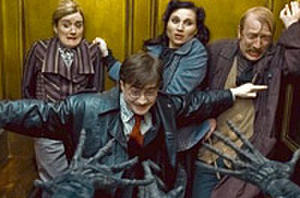 'Harry Potter' Poll: Will You Re-watch 'Deathly Hallows'?