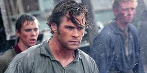 Chris Hemsworth Reveals Stunning 'In the Heart of the Sea' Weight Loss